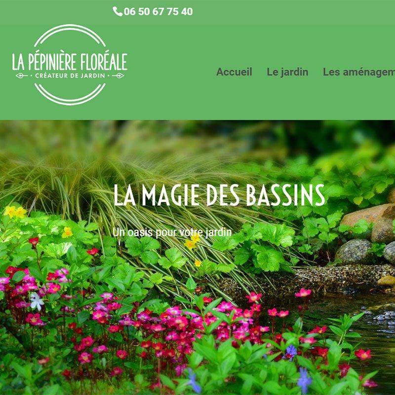 creation site internet bassin andernos Cap Ferret Audenge Lanton